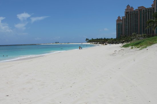 The Reef Atlantis, Autograph Collection: Cove Beach- quieter than the other beaches of the resort