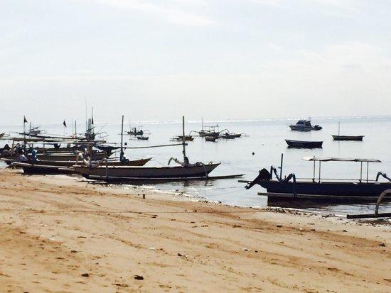 Fairmont Sanur Beach Bali: So sieht der Strand aus!!!