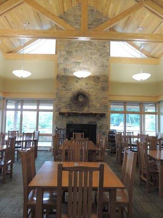 Nature Inn at Bald Eagle: Dining Area