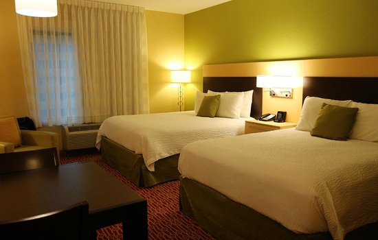 TownePlace Suites Nashville Airport: Comfortable beds