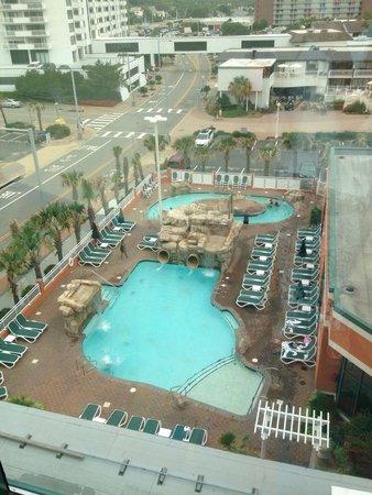 Holiday Inn & Suites North Beach: ;) Rear Pool