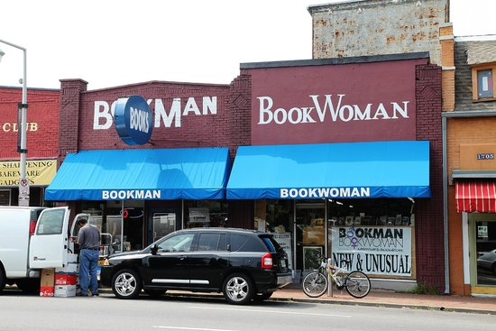 Photo of Tourist Attraction BookMan BookWoman at 1713 21st Ave S, Nashville, TN 37212, United States