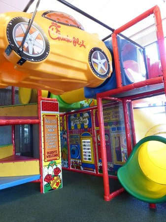 Chick-Fil-A Kid's Play room Elkton