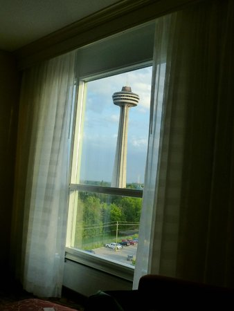 Courtyard by Marriott Niagara Falls : View from room