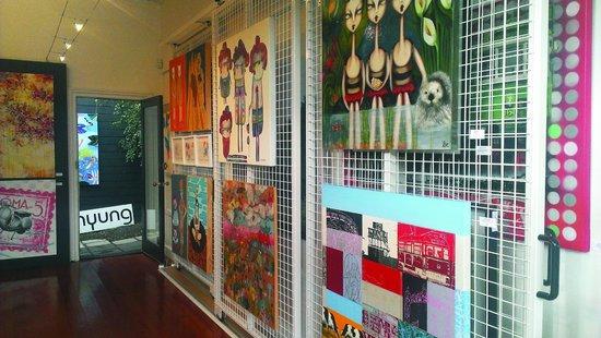Manyung Gallery Malvern