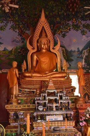 Wat Plai Laem : Buddha