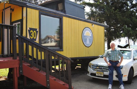 Red Caboose Motel, Restaurant & Gift Shop: #30 caboose