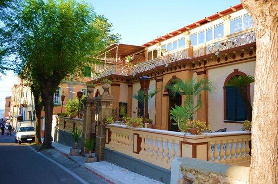 Hotel Villa Antica: Hotel Ingresso