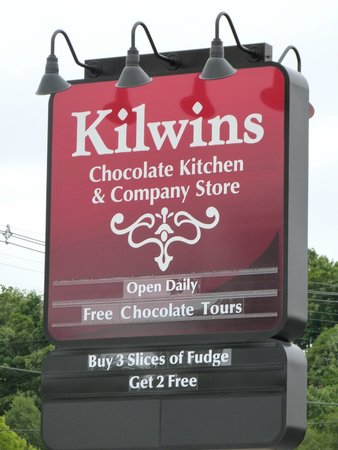 ‪Kilwins Chocolate Kitchen‬