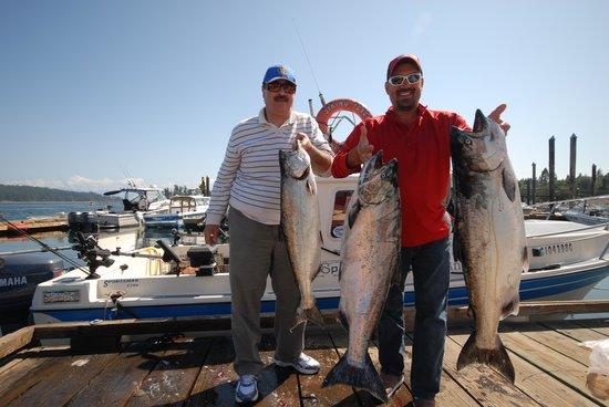 Sooke Salmon Charters : June 2/14
