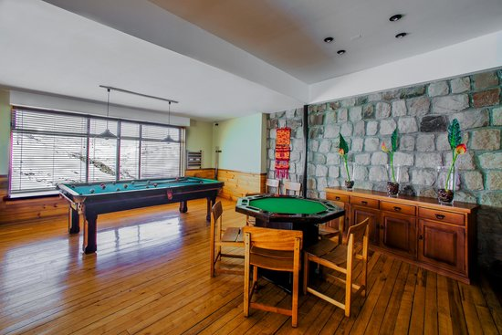 Colorado Apart Hotel: Game Room 1