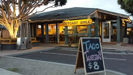 Outcast Grill