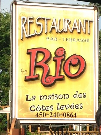 Le Rio: affiche du Rio