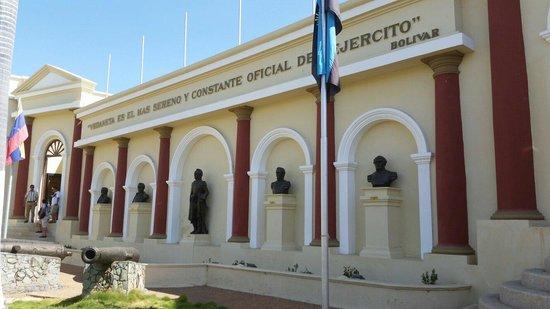 Museo Historico Rafael Urdaneta