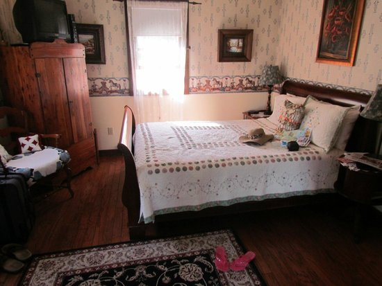 Gardenview Bed and Breakfast: Bedroom