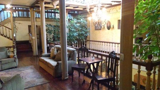 Casa San Rafael: Interior