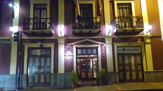 Casa San Rafael: Exterior