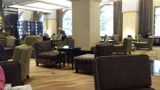 Radisson Blu Plaza Hotel Sydney: Bistro Fax Bar / Lounge