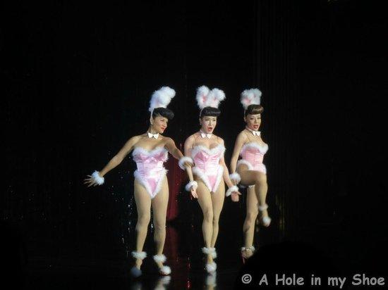 Calypso Cabaret: Great costumes