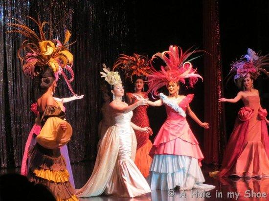 Calypso Cabaret: Great show