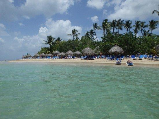 Grand Bahia Principe El Portillo : super plage du El Portillo