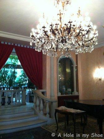 Hotel Papadopoli Venezia MGallery by Sofitel : Entrance to the restaurant