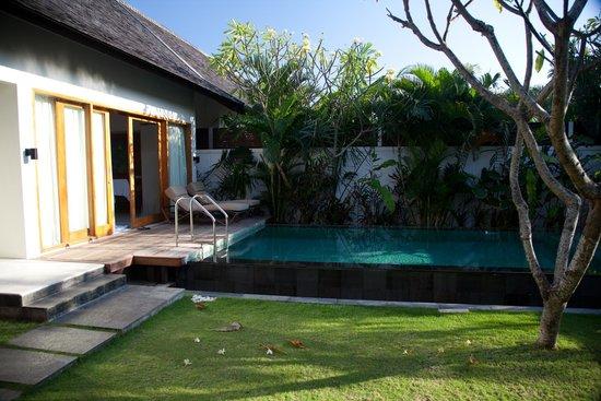 The Samaya Bali Ubud: Private pool? Yes.