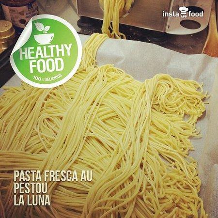 La Luna : Fresh home made pasta
