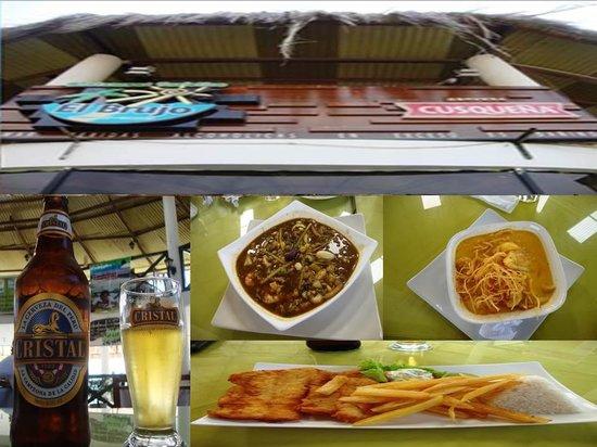 Restaurat El Brujo: Delicias del Perú