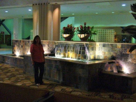 Hyatt Regency Miami: Lobby del hotel