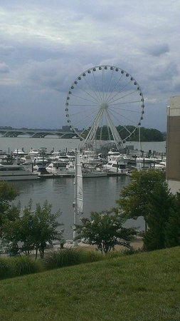 Peeps Car Picture Of Harborfront Area National Harbor