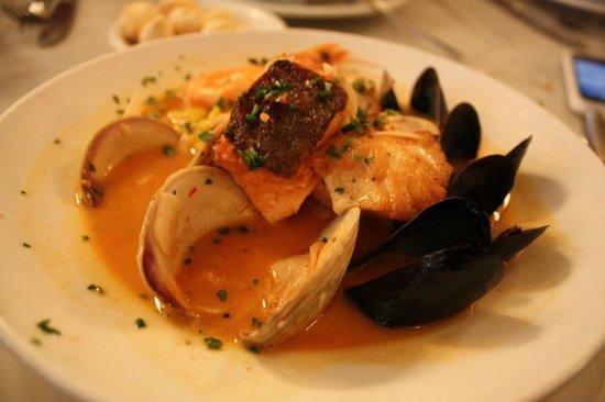 Neptune Oyster : 정말 맛있었던 생선요리
