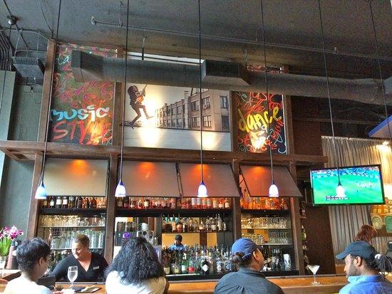 Madison Hotel: bar