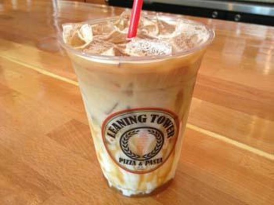 Leaning Tower Pizza & Pasta: Ice Coffees
