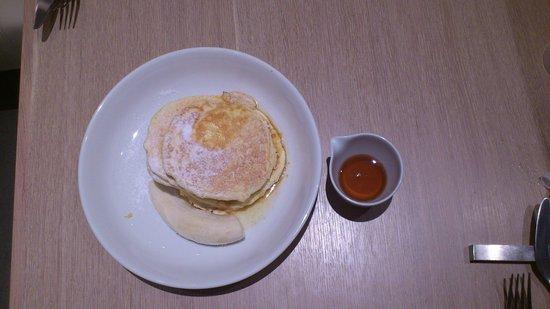 Bills, Odaiba: パンケーキ