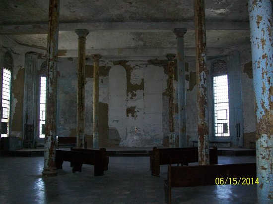 Ohio State Reformatory: The Chapel at the Reformatory