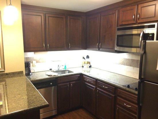 Staybridge Suites North Charleston: kitchen