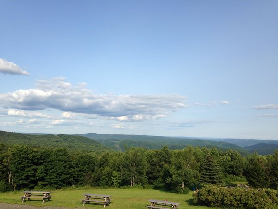 Whitcomb Summit Retreat : Pretty view