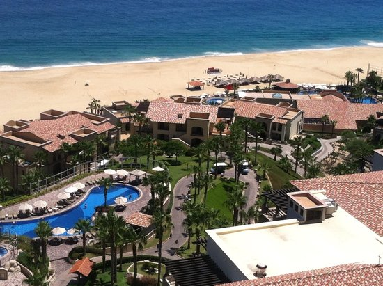 Pueblo Bonito Sunset Beach: View from my balcony