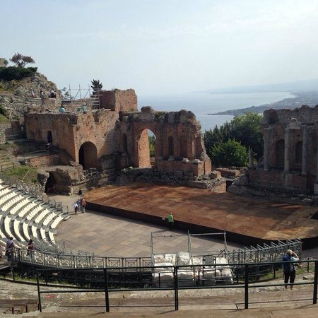 La Plage Resort: Teatro Grego