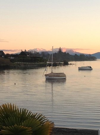 Millennium Hotel and Resort Manuels Taupo: From the mountains to the lake