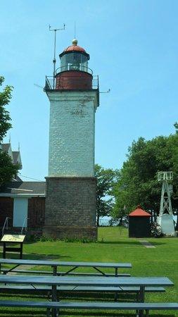 Dunkirk Lighthouse & Veterans Park Museum: Dunkirk Lighthouse