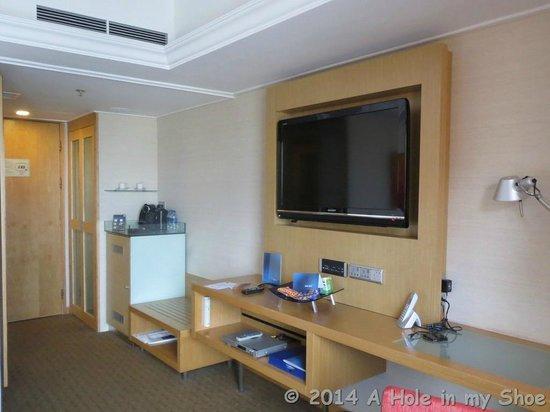 Novotel Singapore Clarke Quay: Fantastic room