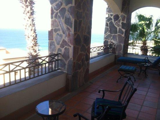 Pueblo Bonito Sunset Beach: My balcony