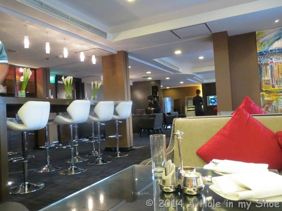 Novotel Singapore Clarke Quay: Premier Lounge