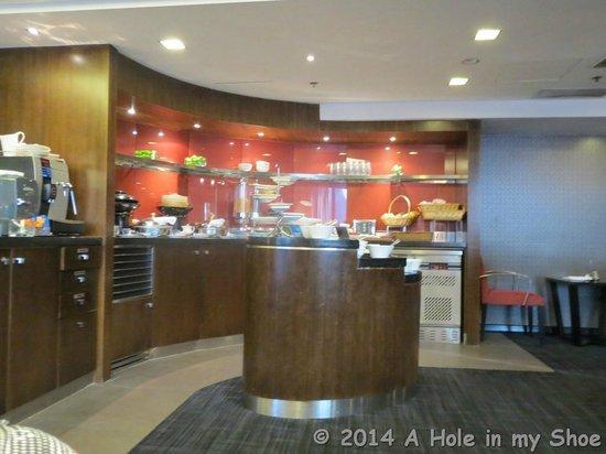 Novotel Singapore Clarke Quay : Premier Lounge