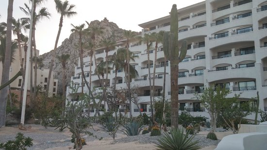 Sandos Finisterra Los Cabos: Hotel & grounds