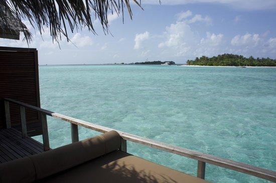 Anantara VeliMaldivesResort : View from deck