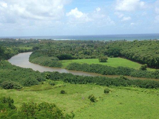 Kayak Kaua'i: The Wailua Valley & River