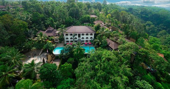 Payangan, Indonezja: Ayung Resort Ubud